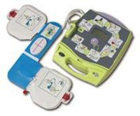 (ZLL AED Plus W/CPR-D Pads/Carry Case/Batteries)