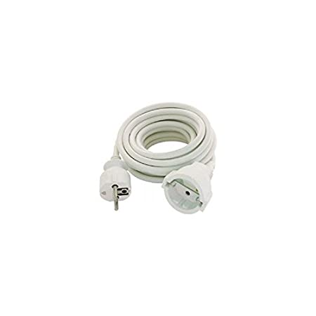 2 m Negro Silver Electronics 9222 Prolongador Manguera