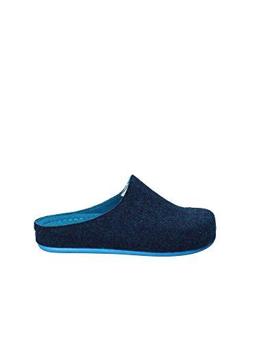 39 Donna S Azzurro Ciabatta Ci2254 Grunland Reps vqYCwzwf