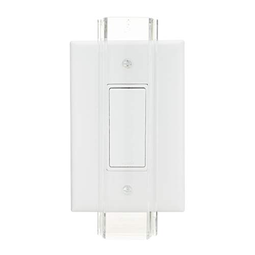 Child Proof Light Switch Guard -for Decora (Rocker) Style Switches