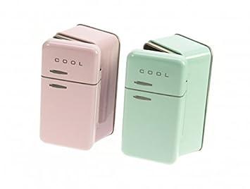 Vintage Kühlschrank Klein : Gawol retro kühlschrank design cool vorratsdose zur aufbewahrung