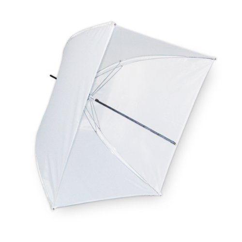 Linco Lincostore 24'' Photography Photo Studio Soft White Umbrella Reflector Photo Video Umbrella by Linco