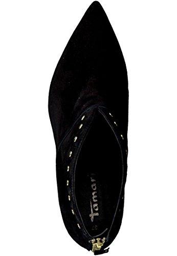 Kurzschaft Tamaris Damen Stiefel 25418 Black qrrdEY