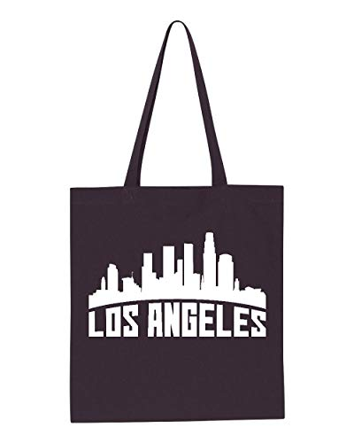 Los Angeles Most Visited US Cities Tote Handbags Bags for Work School Grocery Travel (GSN) -