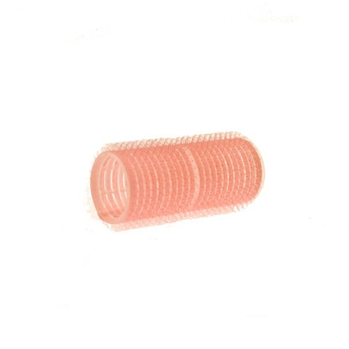 Hair Tools Cling Hair Rollers - Small Pink 25 mm x 12