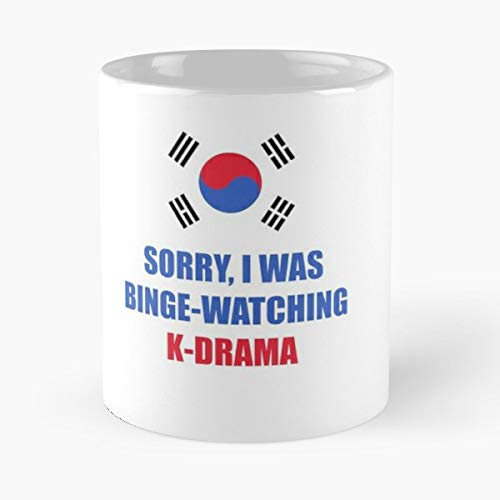 K Drama Kdrama Kpop Lover - Coffee Mugs Unique Ceramic Novelty Cup Best Gift