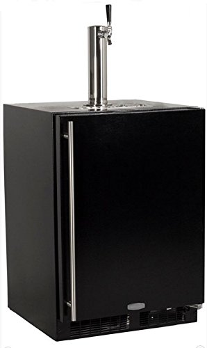 Marvel ML24BSS2RB Single Tap Built-In Beer Dispenser with Right Side Hinge, 24