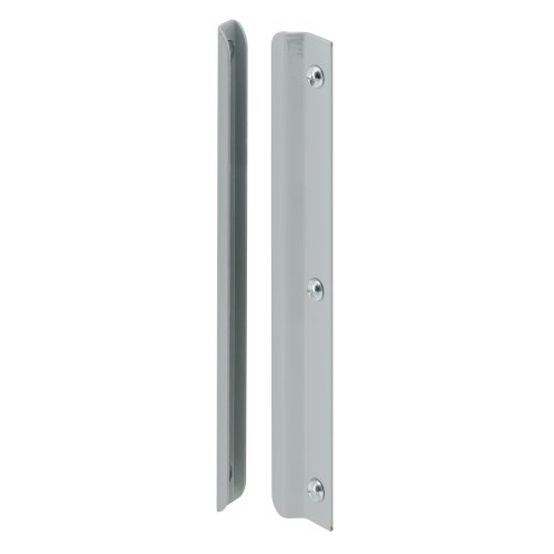 Steel Latch Guard - Prime-Line Products U 9511 Latch Guard In-Swinging, 6-Inch, Gray Steel