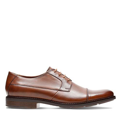 Up 5 Clarks 6 Eu Lace Becken Wide 40 Mens Shoes Ainsi Fit Uk Cap Formal nTx0RvTSZ