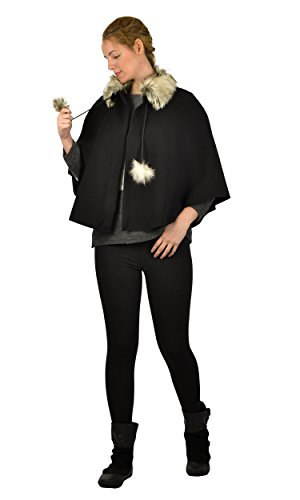 Miss Pepa - Capa Jertes - Color Negro Negro