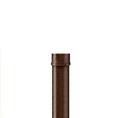 Corbett Bronze Lighting (Corbett Lighting CPM-84-TB Accessory - Outdoor Lantern Post, Tangiers Bronze Finish)