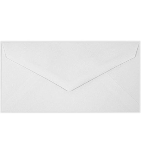 Monarch Envelopes (3 7/8 x 7 1/2) - 24lb. Bright White (1000 Qty.)
