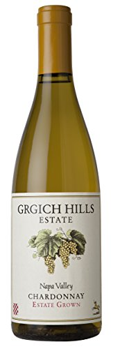 2014 Grgich Hills Estate Napa Valley Chardonnay 750 mL Wine (Grgich Hill Chardonnay)