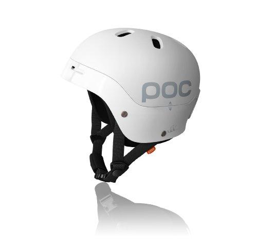 POC Skihelm Frontal, White, 55-56, 10190