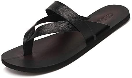 トングサンダル ぞうり メンズ ストラップスリッパ コルク調 ビーサン フラット シンプル 大きいサイズ 軽量 歩きやすい サボ アウトドア 海 室内履き リゾート 柔らかい お洒落 男の子 ブラック