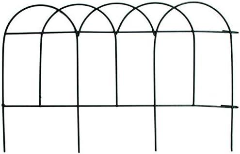 GJNVBDZSF Paneles para cercas de jardín: Bordes de césped con ...