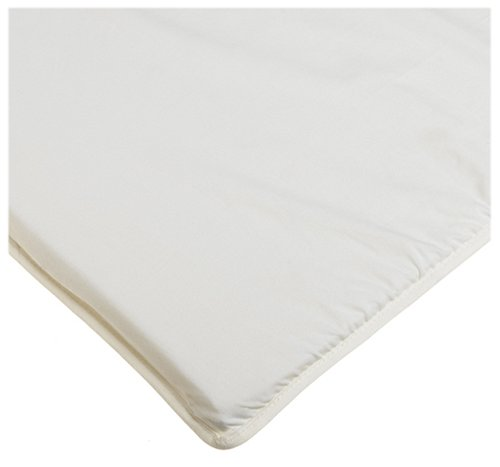 Arm's Reach Mini Co-sleeper 100% Cotton Natural Sheet