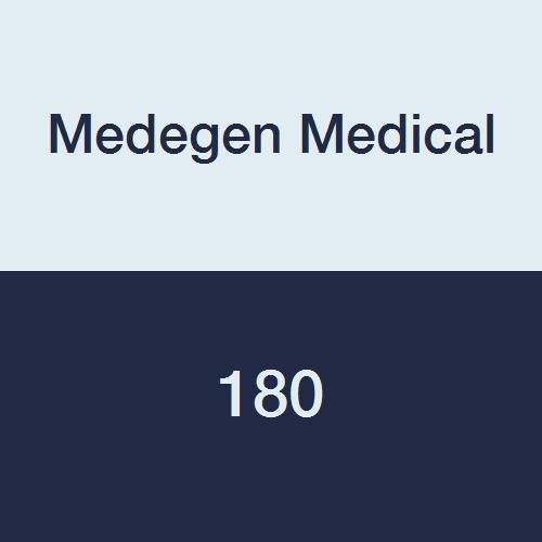Medegen Medical 180 Graham Medical Tissue/Polyback Towel, 13-1/2'' x 18'', 3-Ply, White (Pack of 500) by Medegen Medical