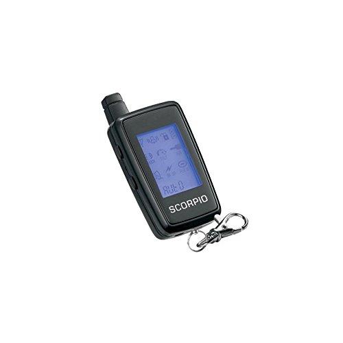 Alarma Scorpio SRX-900-2 vias RFID básico con Sensor ...