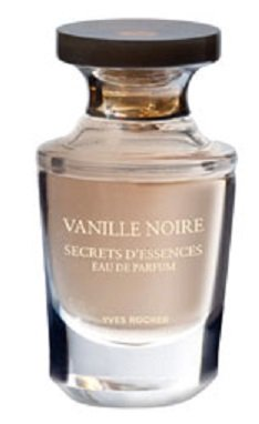 VANILLE NOIRE Eau de Parfum by Yves Rocher Miniature Splash (.17 oz./5ml) UNBOXED
