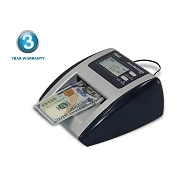 AccuBANKER D500 Automatic Counterfeit Detector