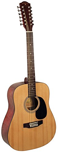 INDIANA Scout 12 SCOUT-12 12-Strings Acoustic Guitar - Natural