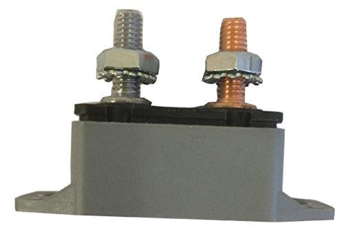 Stop Short - Short Stop Circuit Breaker 30A Plastic in Line BRKT Type 1 12V