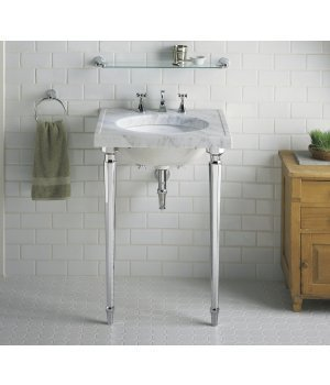 KOHLER K-9699-NA Kathryn Table Frame - Marble Console Tabletop Shopping Results