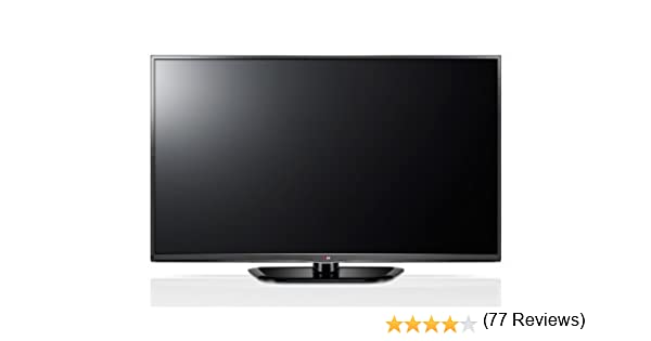 LG 60PN5700 TV de Plasma de 60 Pulgadas Clase 1080P 600 Hz con ...