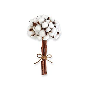 Mud Pie Natural Cotton Bouquet 69