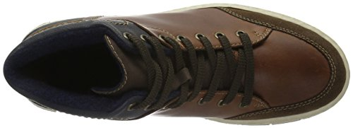 27 Homme Rieker Marron Hautes Sneakers 38912 Ozean Marron Cigar qnnt8fTw