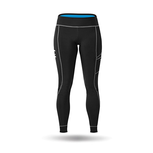 Zhik SUP Womens Taura Neo Pants - Black S by Zhik
