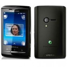 Sony Ericsson X10 Mini E10i Black Unlocked Android Phone (Internation Version No US Warrenty) (Sprint Ericsson Sony)