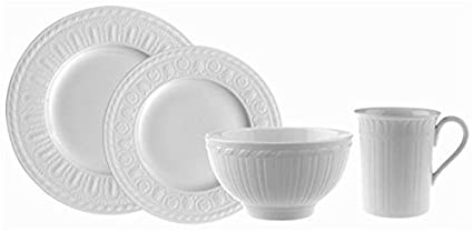 Villeroy u0026 Boch Cellini 24 Piece Dinnerware Set  sc 1 st  Amazon.com & Amazon.com | Villeroy u0026 Boch Cellini 24 Piece Dinnerware Set ...