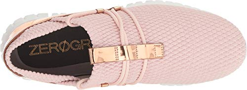 Zerogrand Peach Cole Quilt Stretch Womens Haan Quilted Sneaker Blush XwE6R