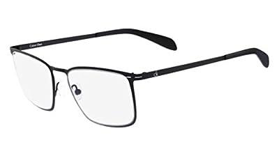 Calvin Klein Platinum CK5417 Eyeglasses 001 Black