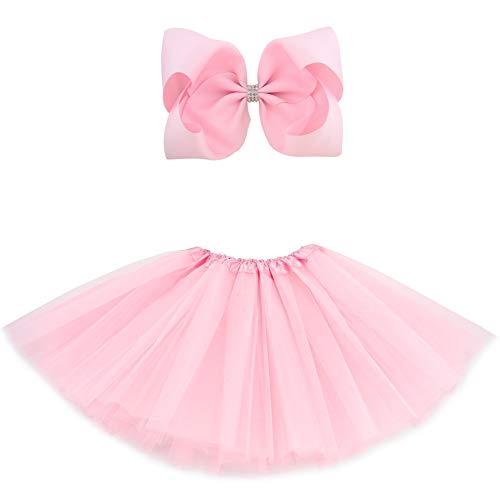Childrens Dressing Up - BGFKS 5 Layered Tulle Tutu Skirt