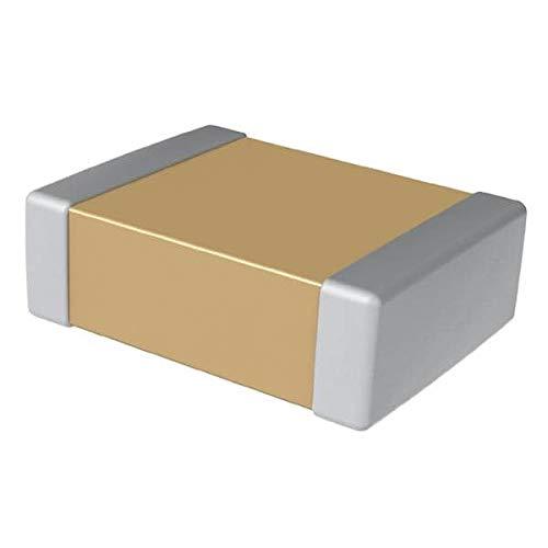 (Multilayer Ceramic Capacitors MLCC - SMD/SMT 50V 10uF X7R 10% SGL Stack AEC-Q200 - Pack of 10 (C2220C106K5R1CAUTO))