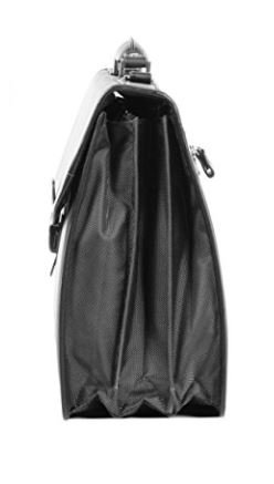 KATANA - Bolso estilo cartera de poliéster para mujer negro negro