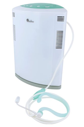 Zadro Tranquil Sounds Personal Oxygen Bar by Zadro Inc