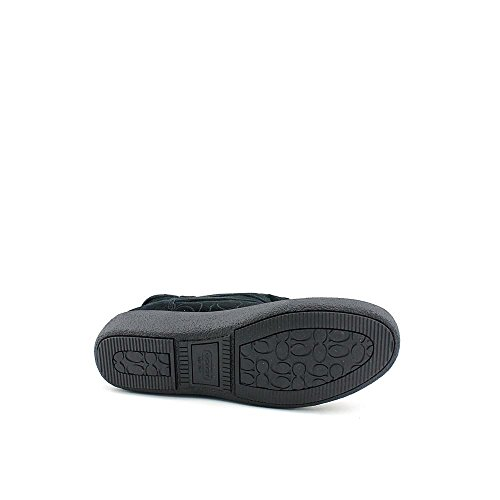 Coach Kvinna Thelma Signatur Boot (svart, 11) [kläder]