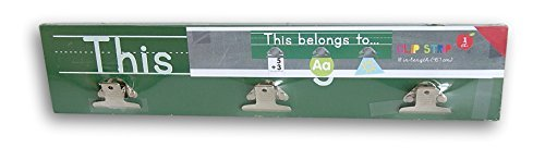 Sturdy Wooden Classroom Themed Clip Strip   18 Long