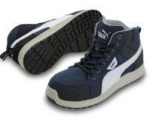 安全靴 ミズノ C1GA1711 B07873T5Y7 25.5 cm|09 ブラック