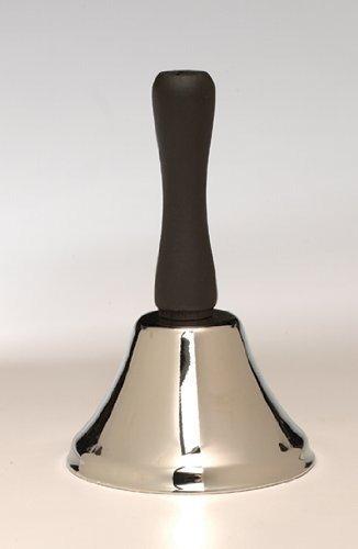 Steel Tea Hand Bell (Steel School Bell)