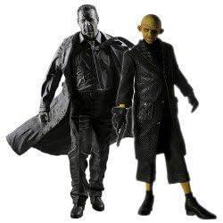 Sin City Series 1 Hartigan & Yellow Bastard Action Figure 2-Pack by neca: Amazon.es: Juguetes y juegos