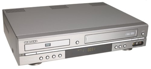 Lowest Price! Samsung DVD-V2000 DVD-VCR Combo