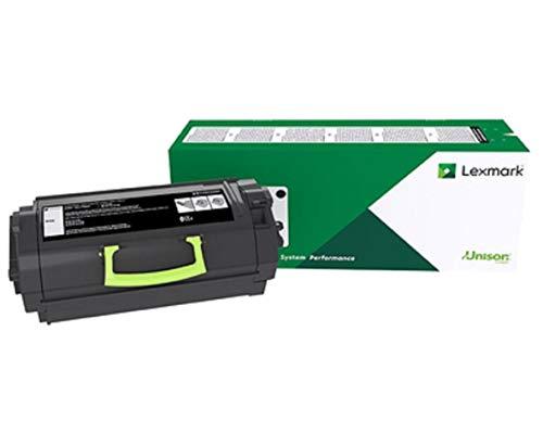 Lexmark 62D1000 Return Program Toner Cartridge - Black - 1 Pack in Retail Packing