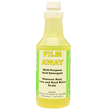 Película de distancia multiusos industrial ácido - Detergente para ...