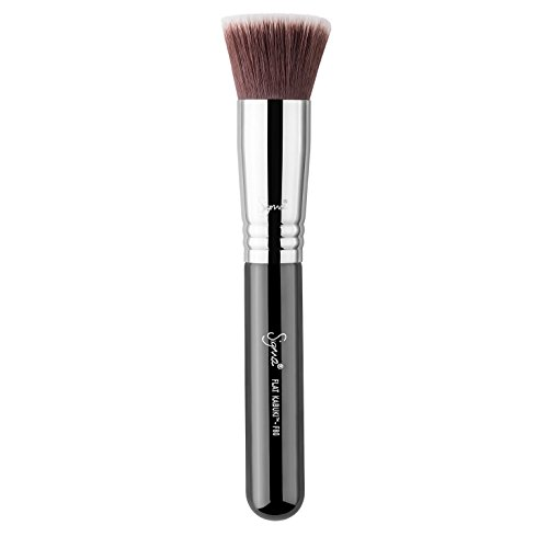 Sigma Beauty Flat Kabuki Makeup Brush F80 – Flat Top Head,