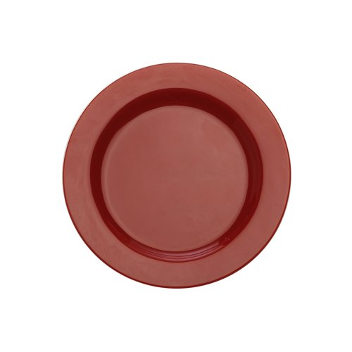 (Maxwell and Williams Paint 12-1/2-Inch Rim Platter, Red)